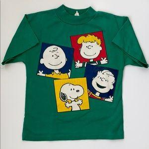 Vintage 80s Peanuts T Shirt